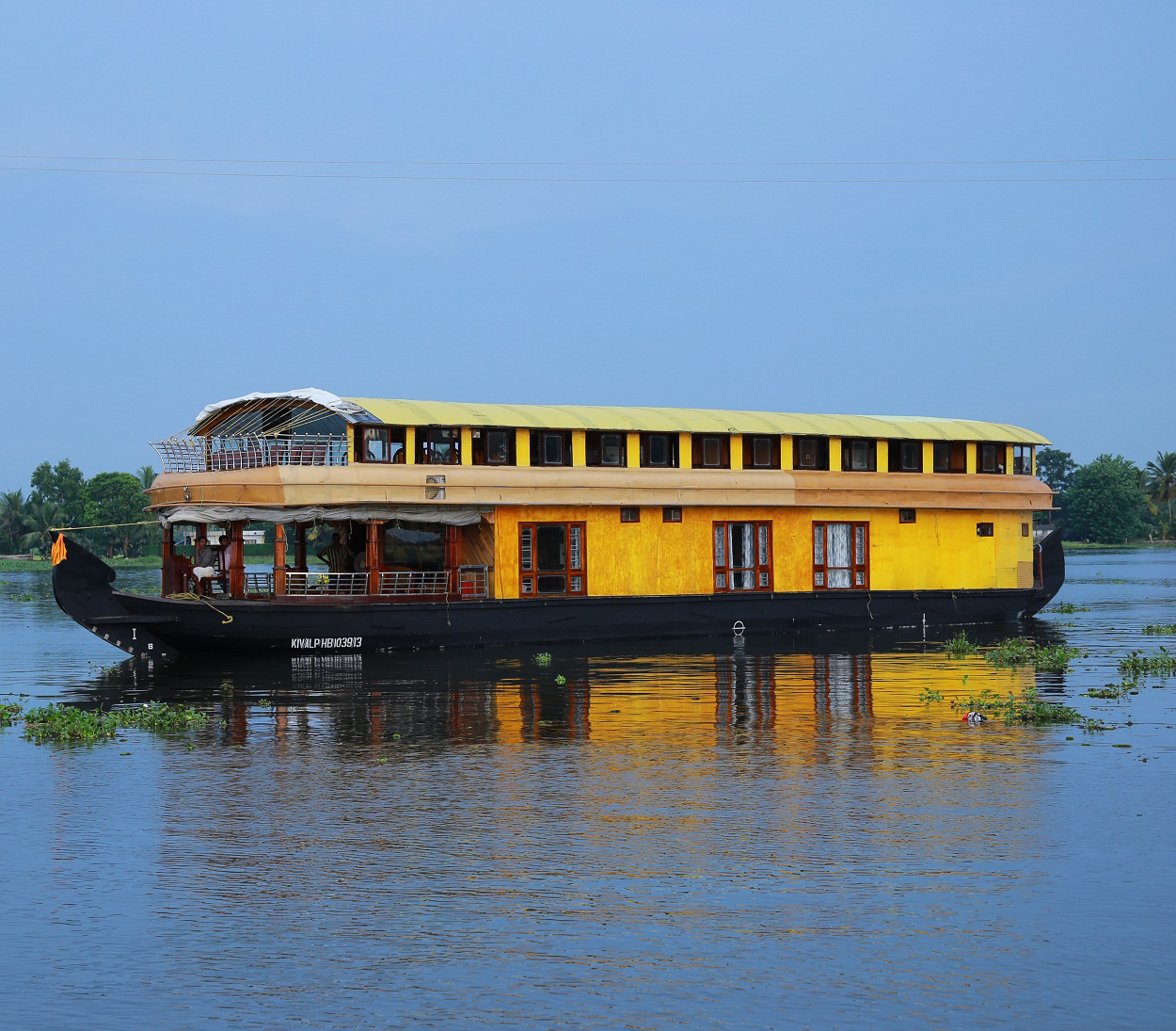 Alleppey Houseboats, House Boats